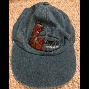 Rare 1998 Scooby-Doo Collector Jean Hat